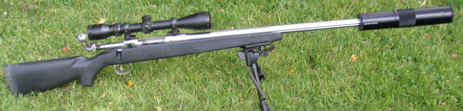 Savage Model 12 223
