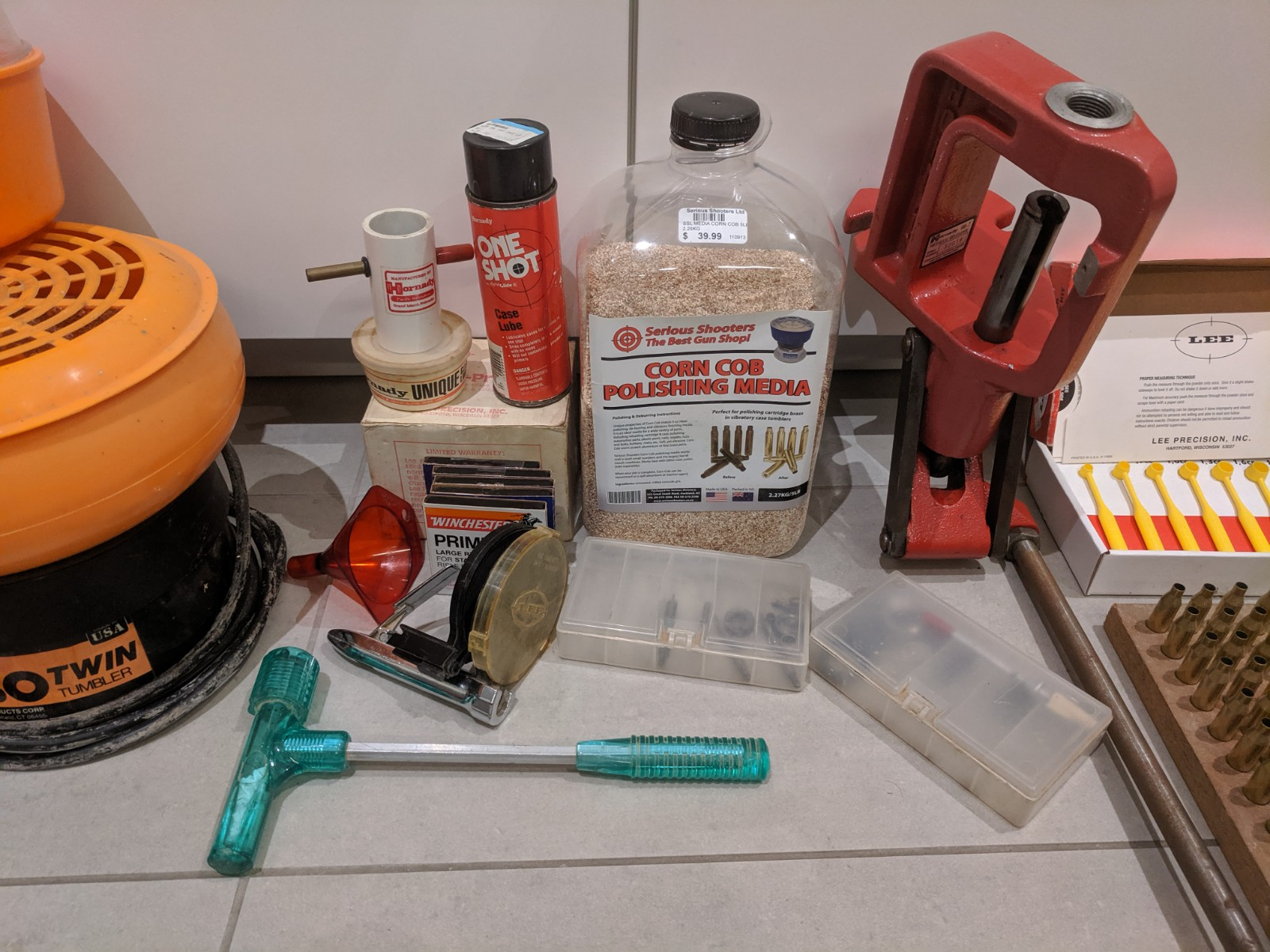 FS: Misc Reloading Kit & Accessories & Powder