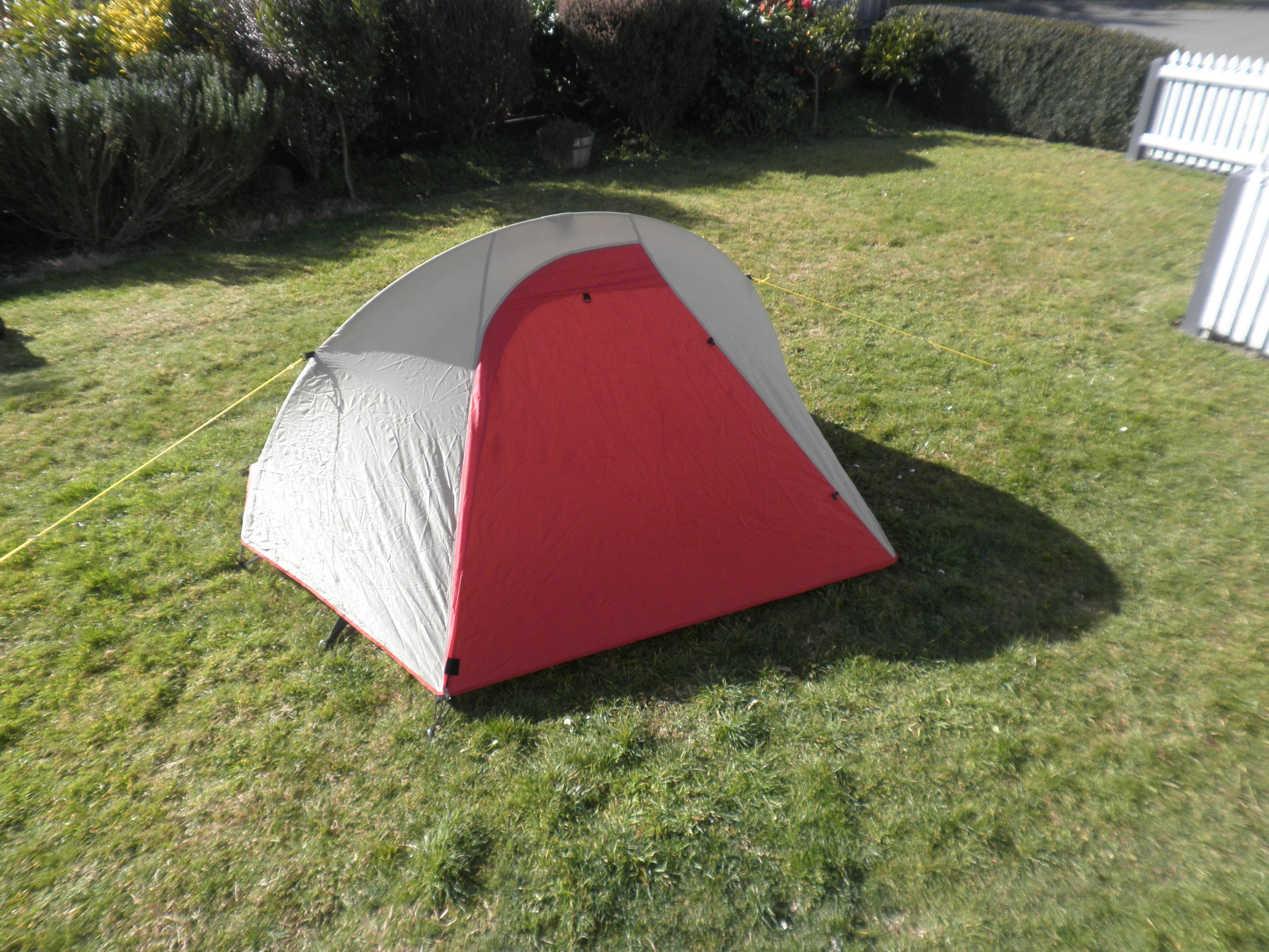 Name P7280934.jpg Views 545 Size 1.06 MB & FS 1 man tent Great Outdoors Solitude