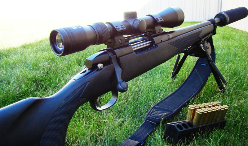 Name:  Rifle front half closeup from rear.JPG Views: 1484 Size:  174.9 KB