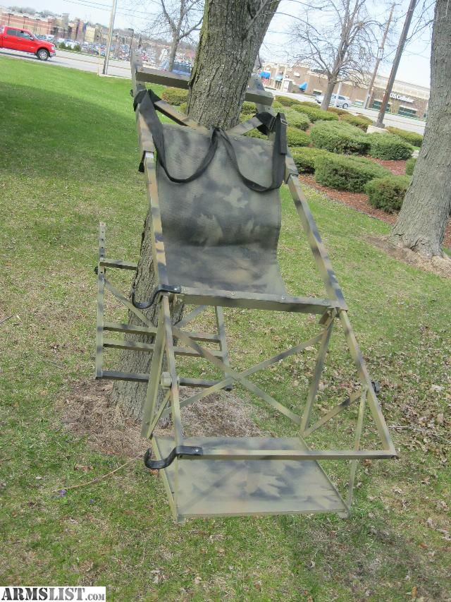 Wanted Tree Stand Buy Or Borrow To Try