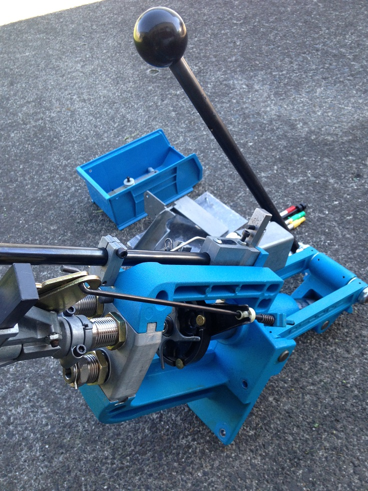 For Sale  Dillon 550B Press With 38 Super Dies