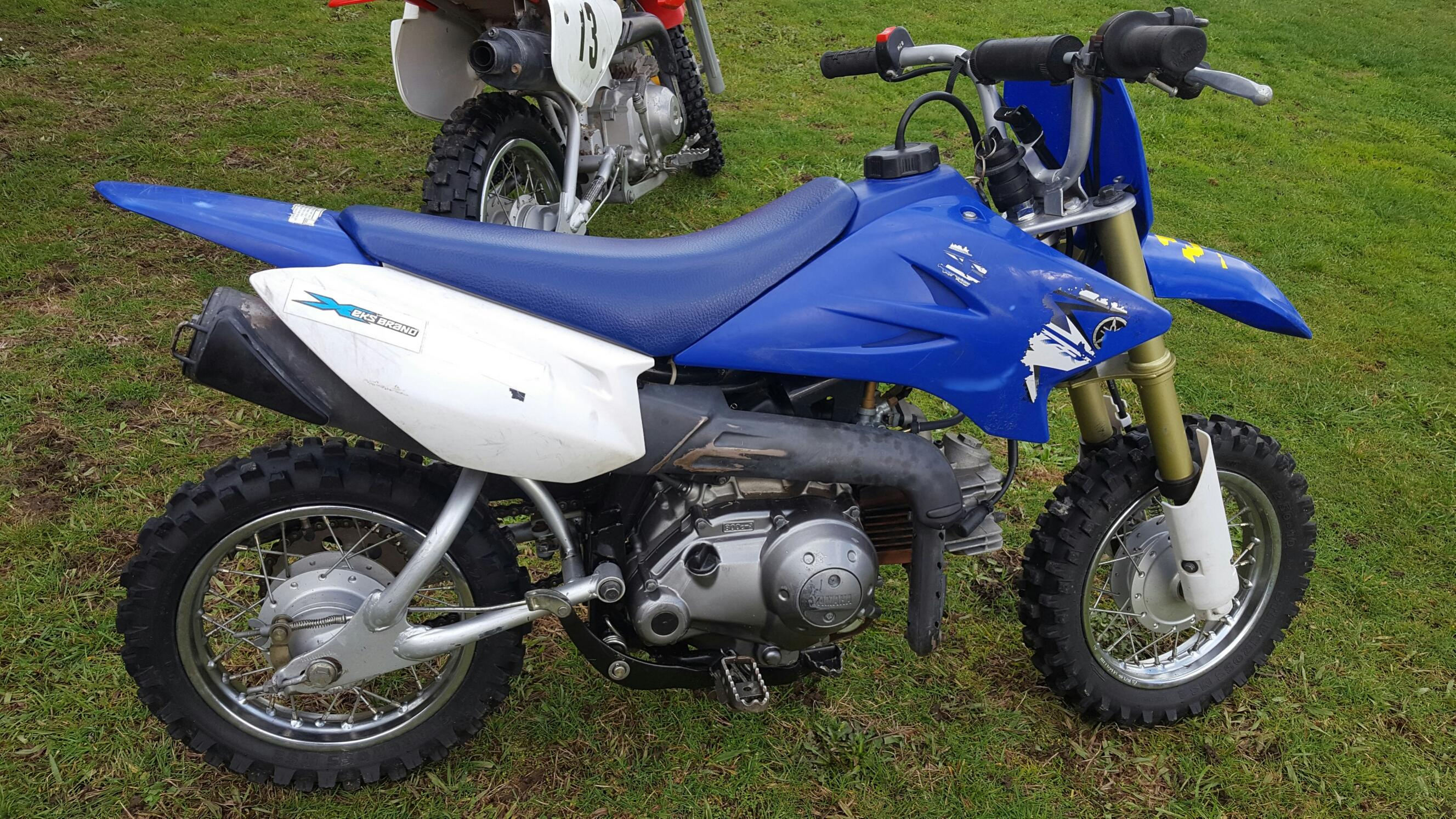 fs kids dirt bike yamaha ttr50
