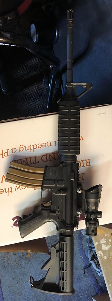 Name:  AR15 3500 with 2 mags.jpg Views: 1666 Size:  56.3 KB