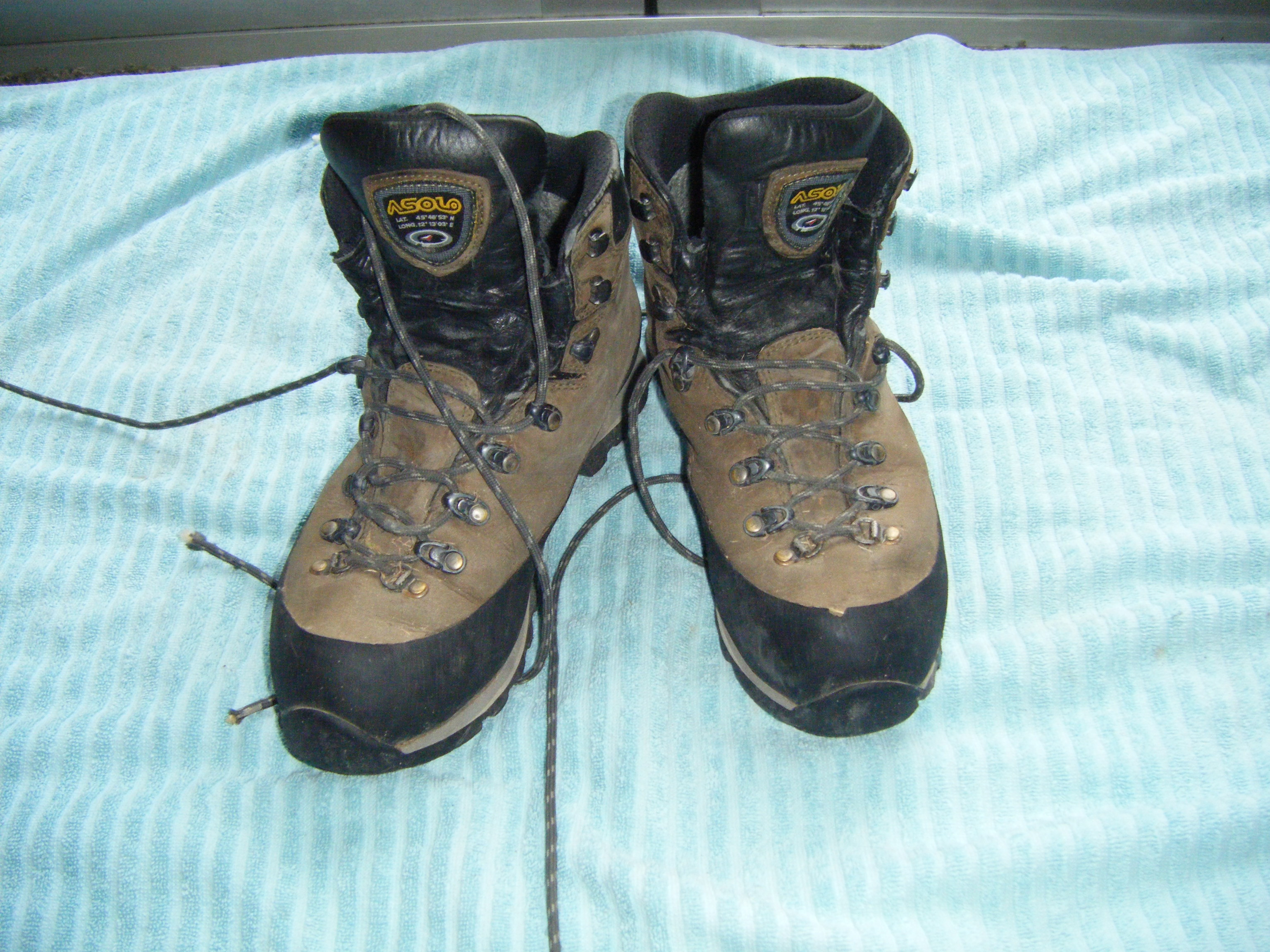 Name:  Asolo boots.JPG Views: 176 Size:  1.53 MB