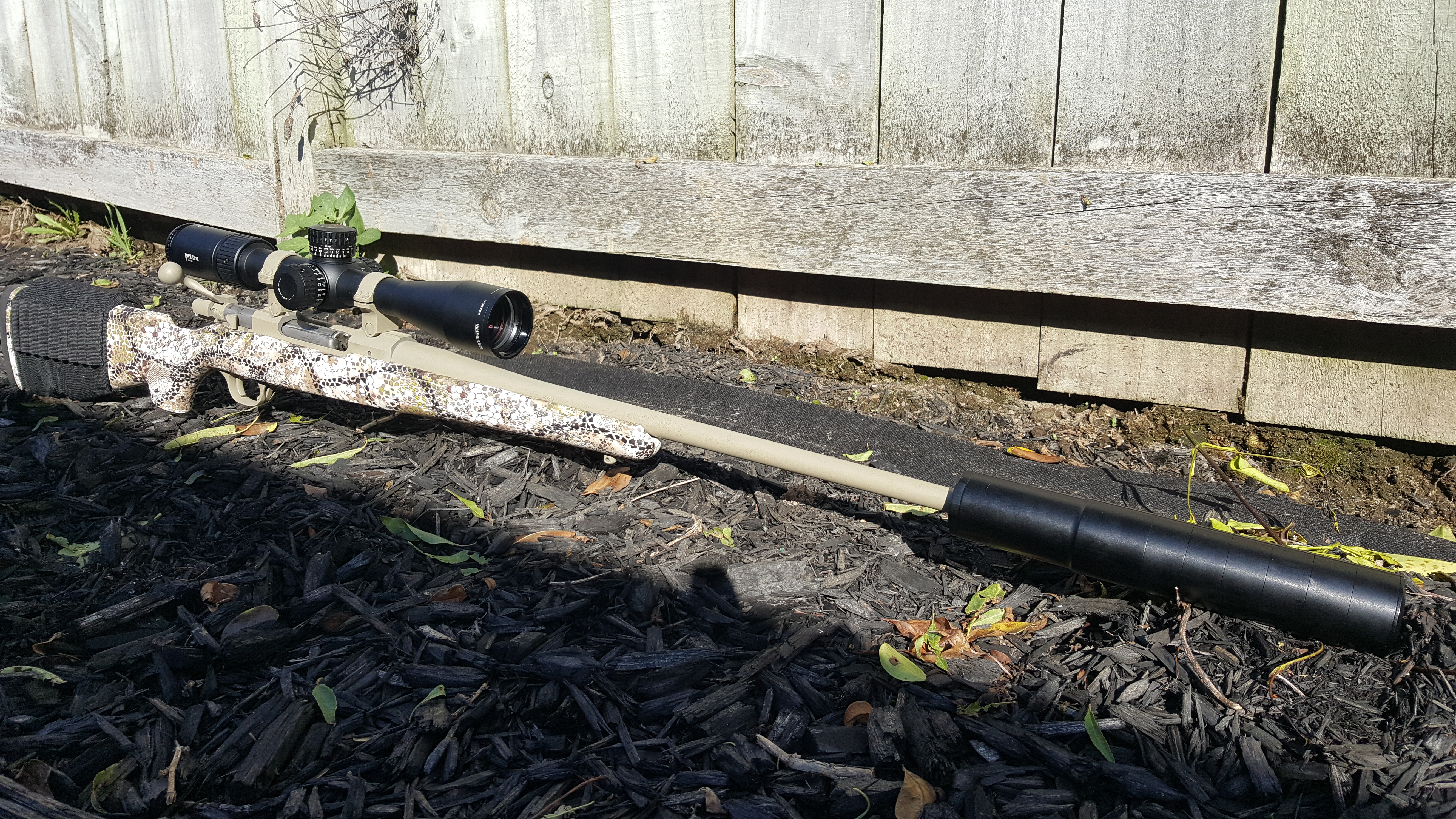 Name:  Ruger M77 Hawkeye Synthetic Stock Approach Camo Vortex Viper PST Gen II 3-15x44 A-Tec Maxim Supp.jpg Views: 284 Size:  7.16 MB