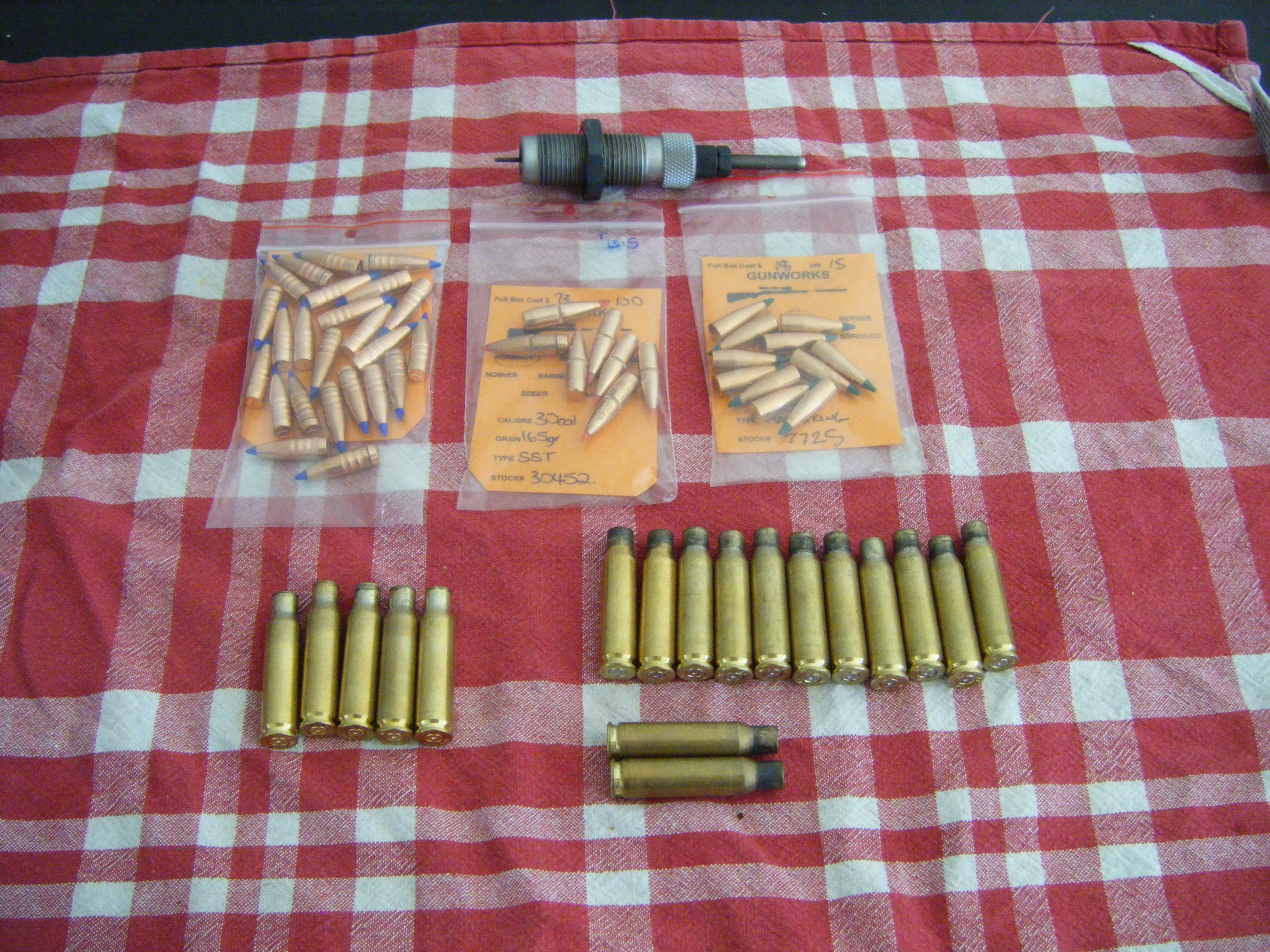 Name:  .308 die and projectiles.JPG