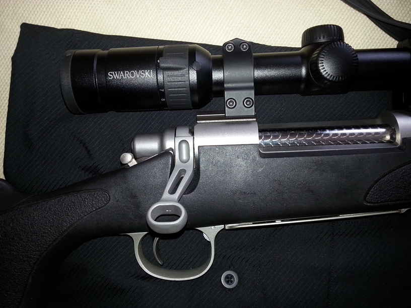 Remington 700 Bolt