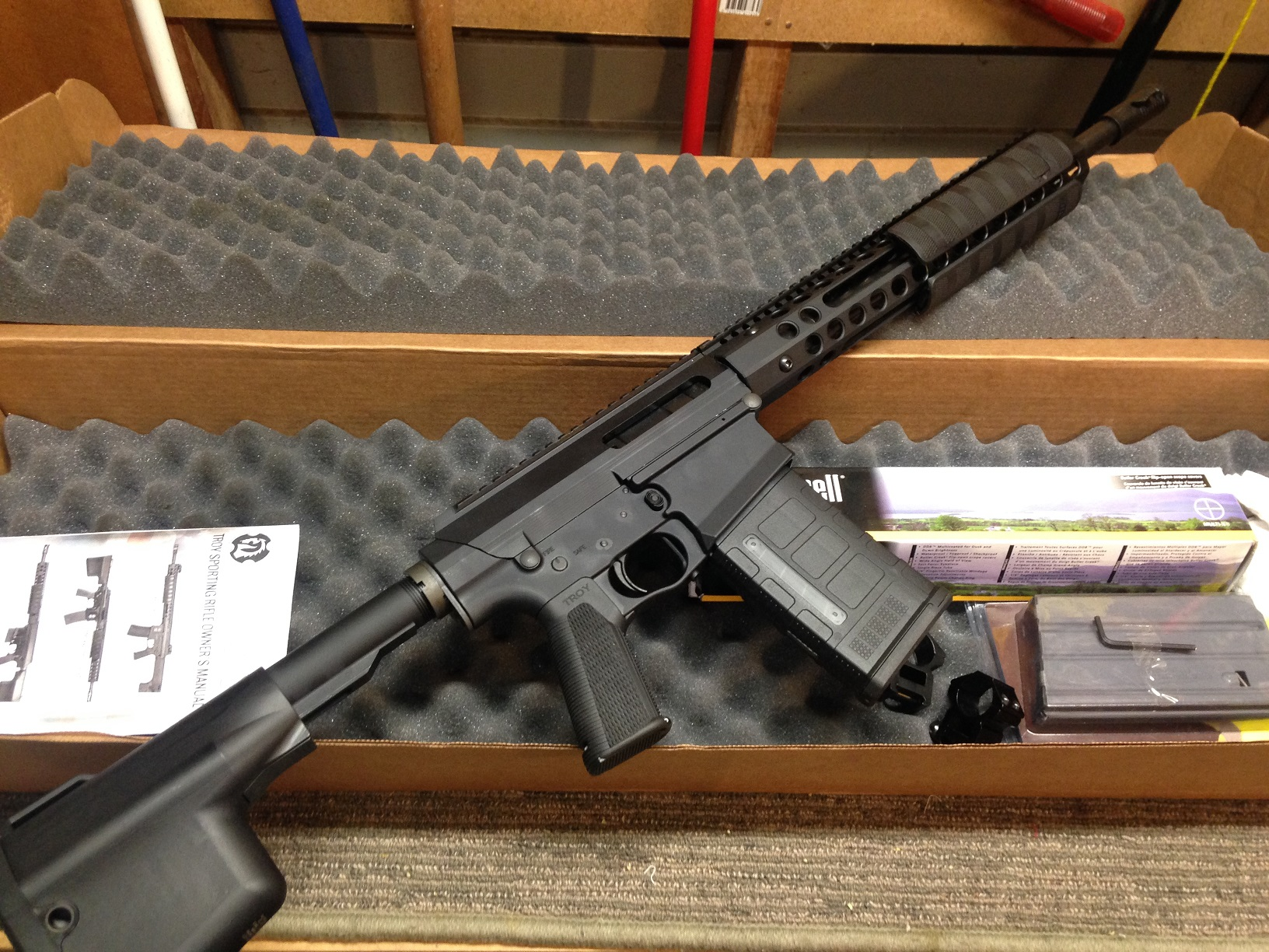 pump action ar 15 - HD 1632×1224