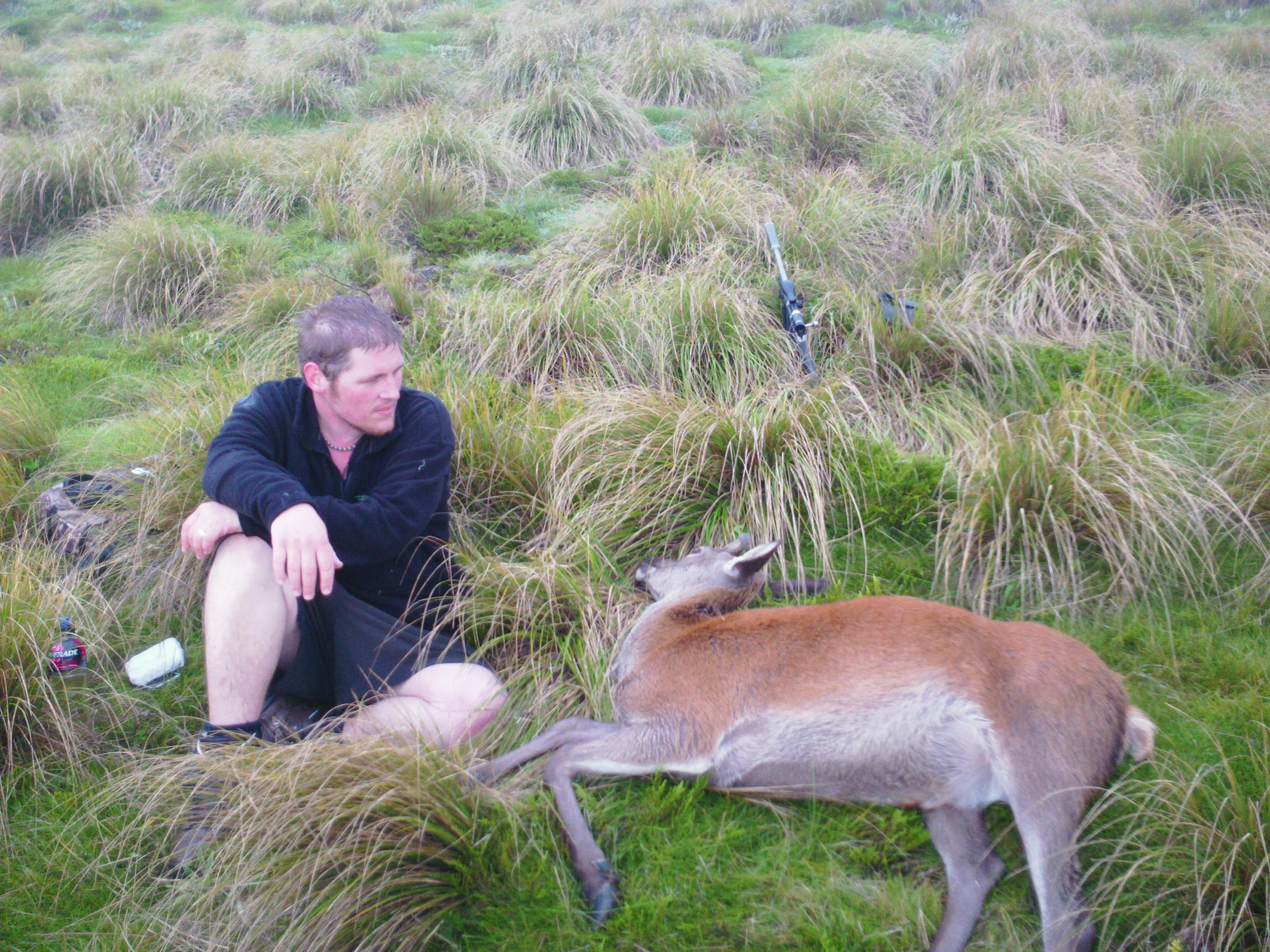 Name:  Marks first deer 001.jpg