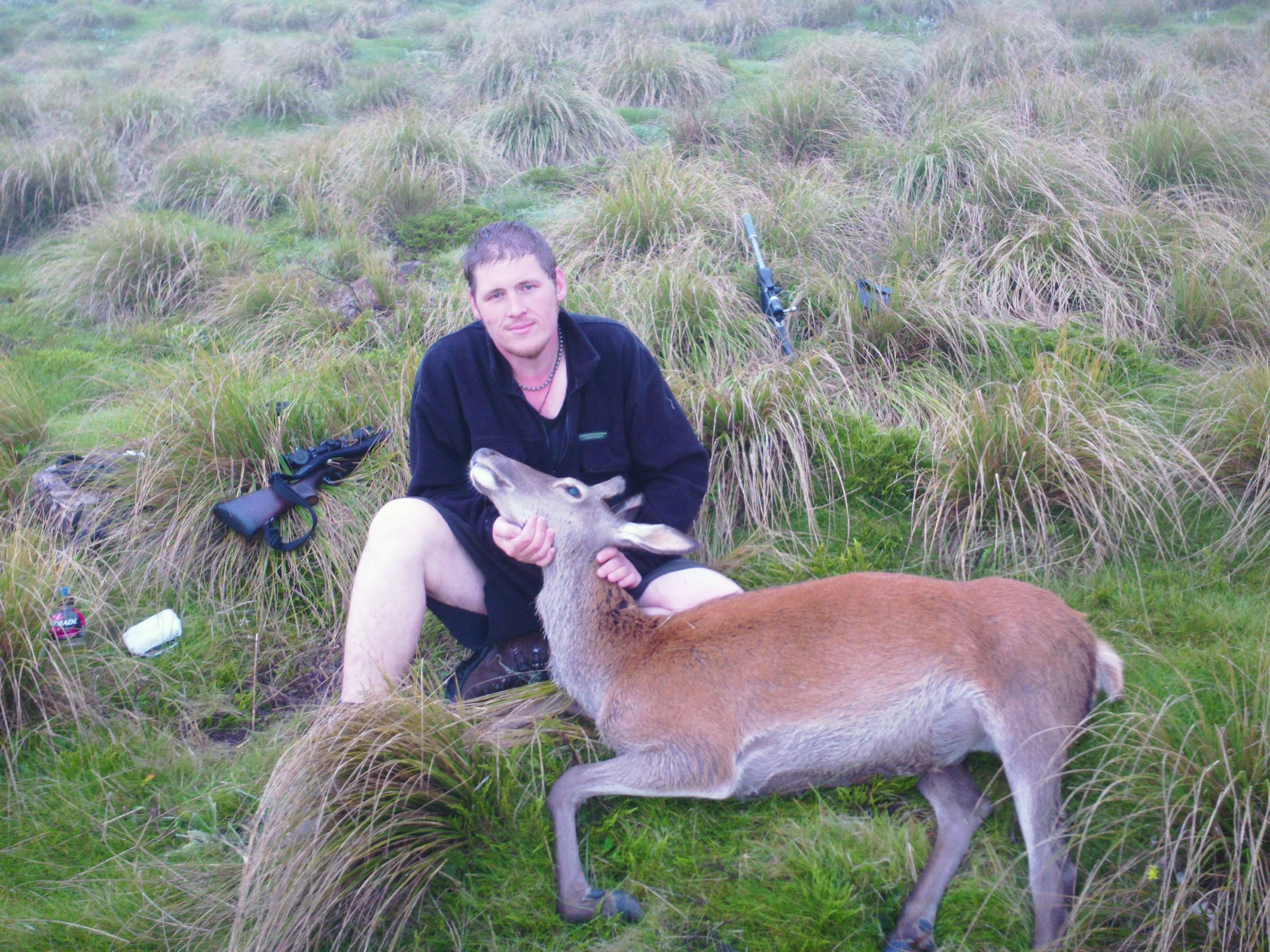 Name:  Marks first deer 002.jpg