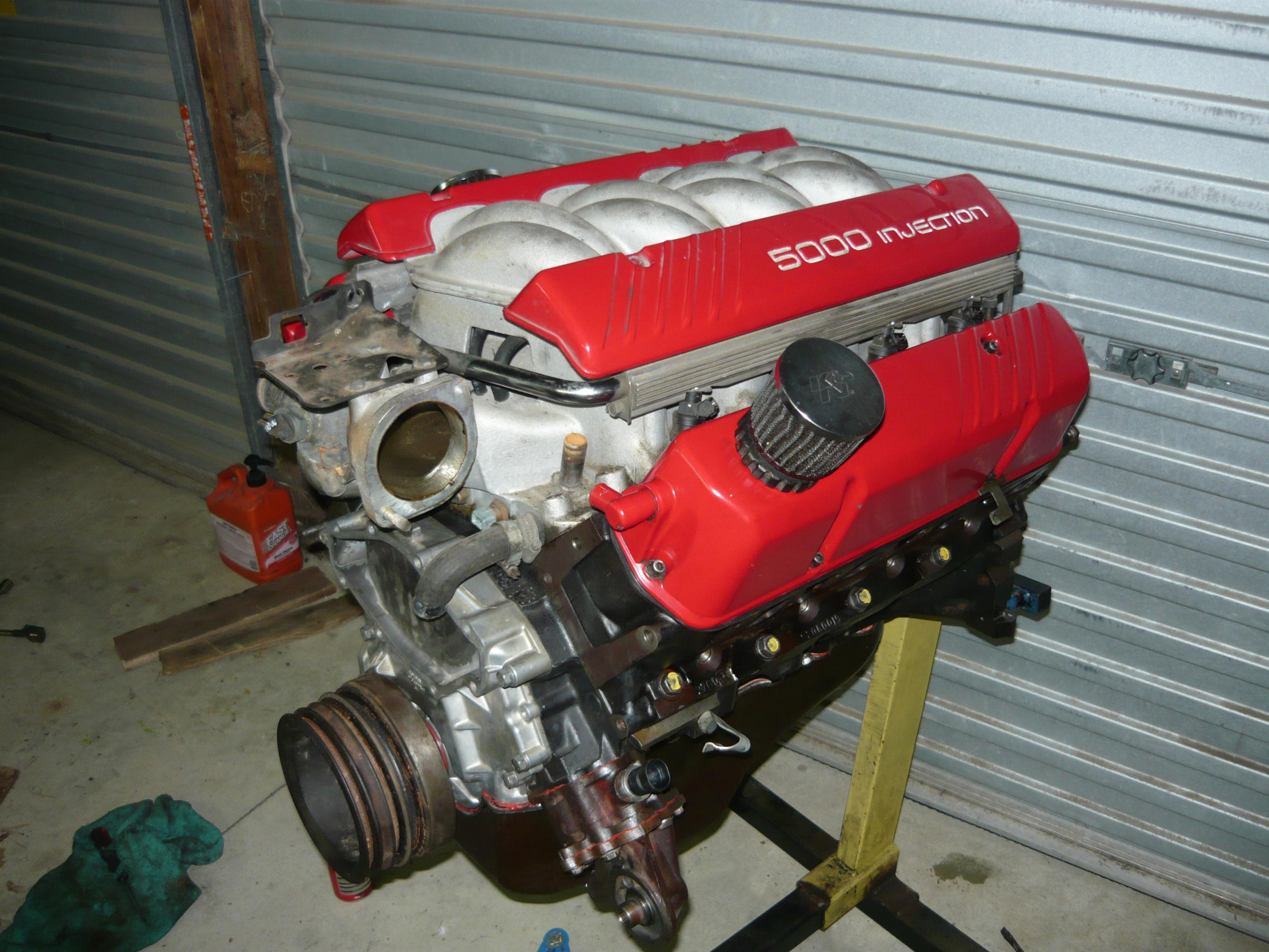 Ideas on hilux Ln106 repower