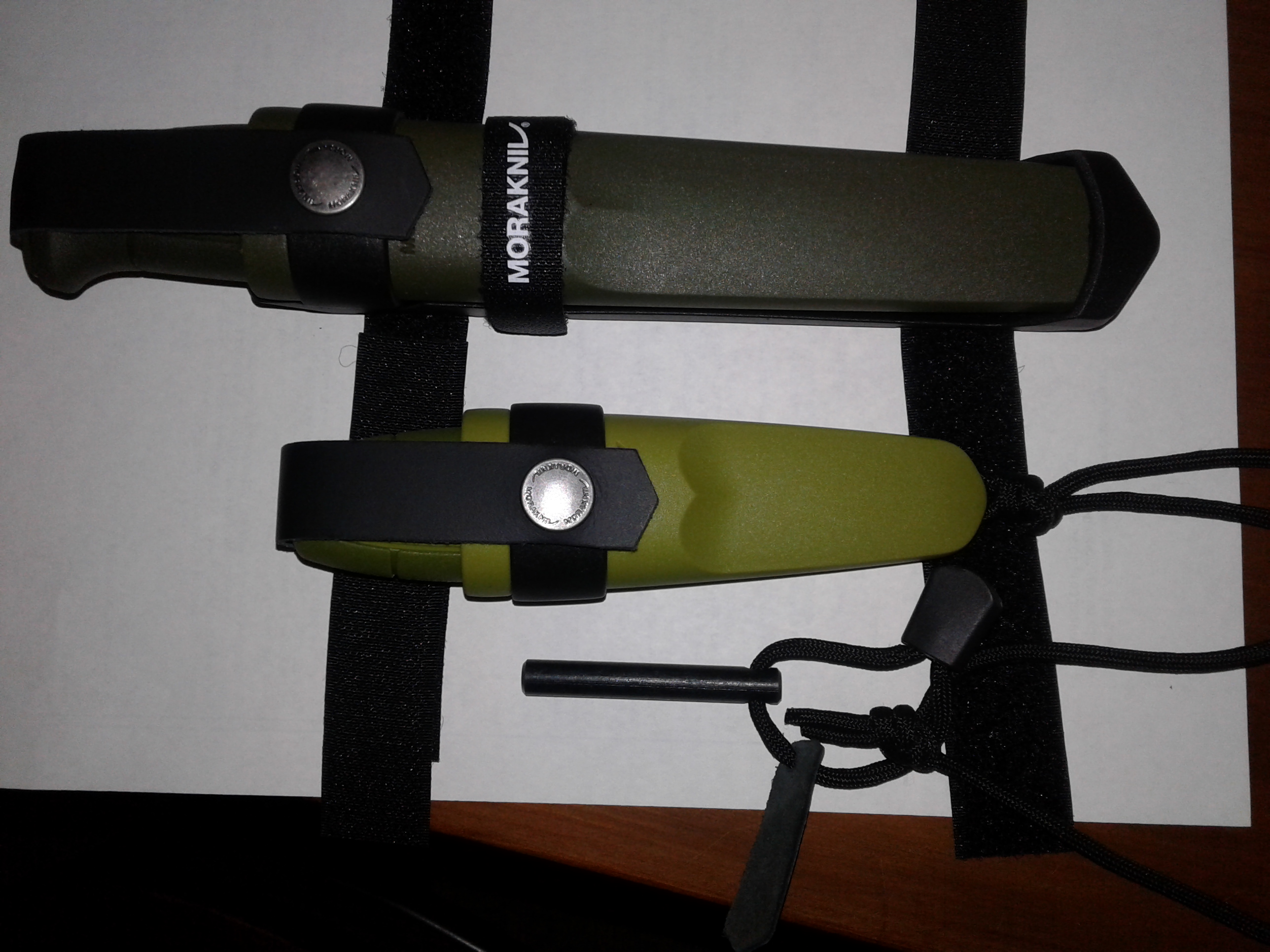 Name:  mora knives.jpg