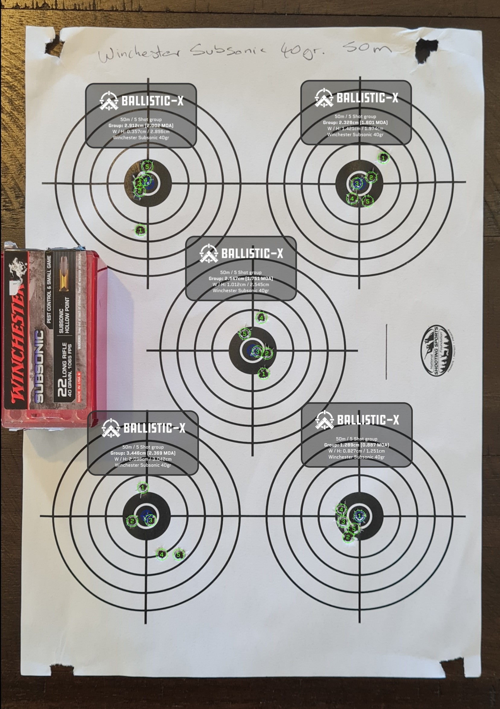 Name:  Winchester Subsonic 40gr 50m.jpg Views: 127 Size:  476.0 KB