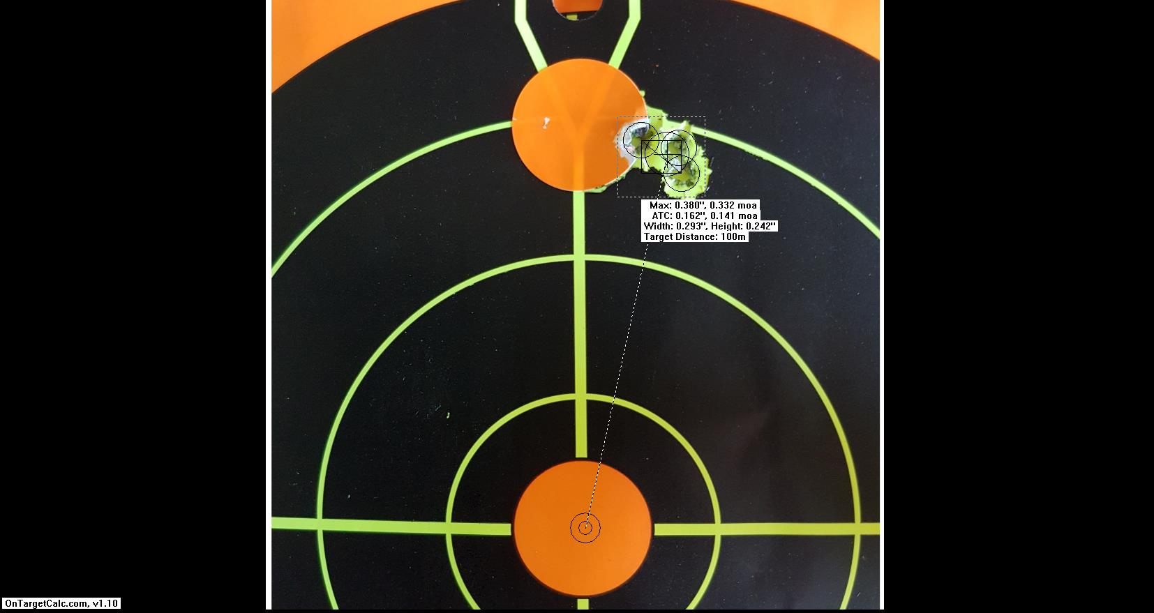 Name:  140gr Berger Target.jpg Views: 304 Size:  100.5 KB