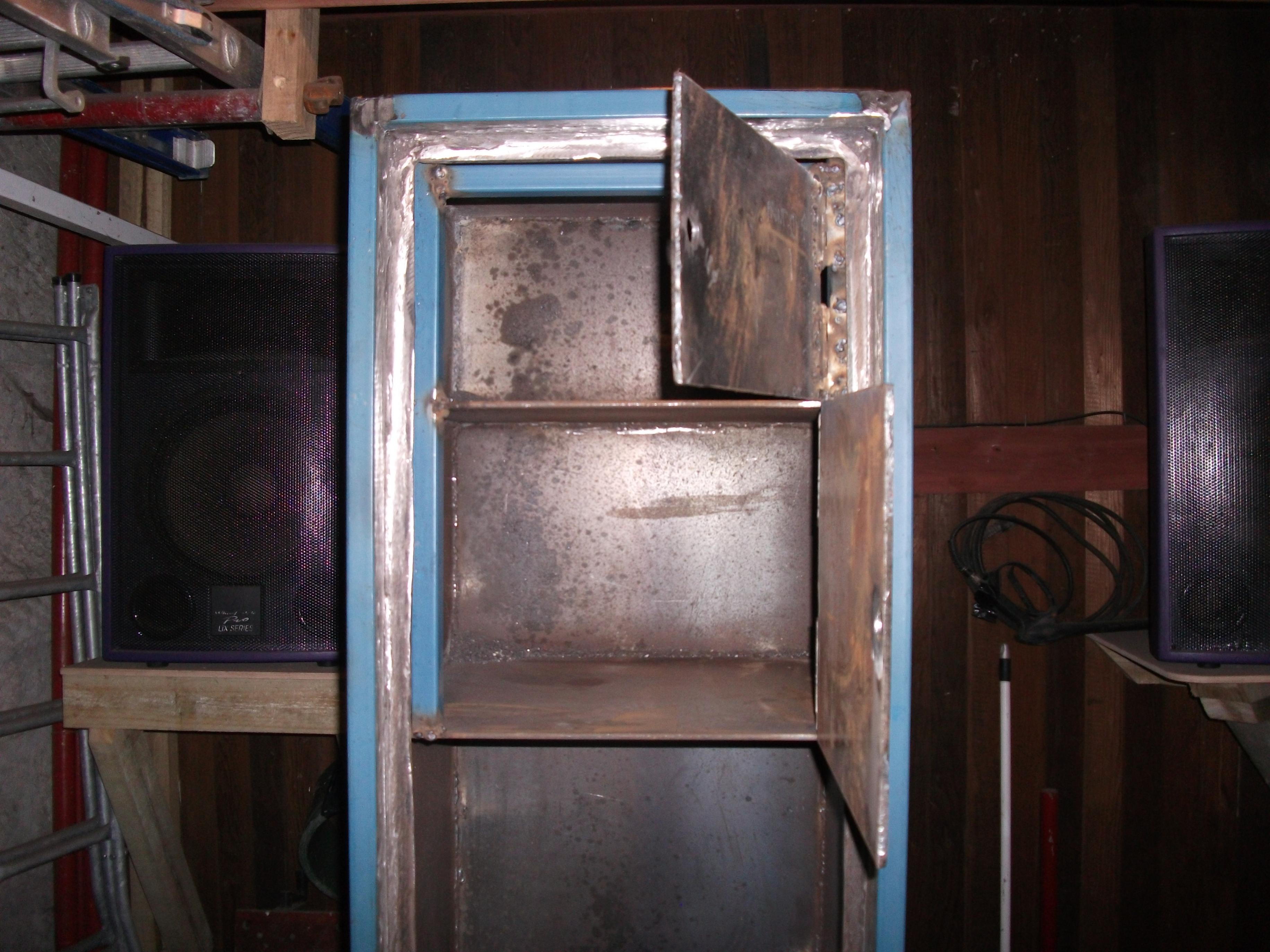 Name:  Gunsafe Build - Upper Compartments.jpg Views: 7838 Size:  886.2 KB
