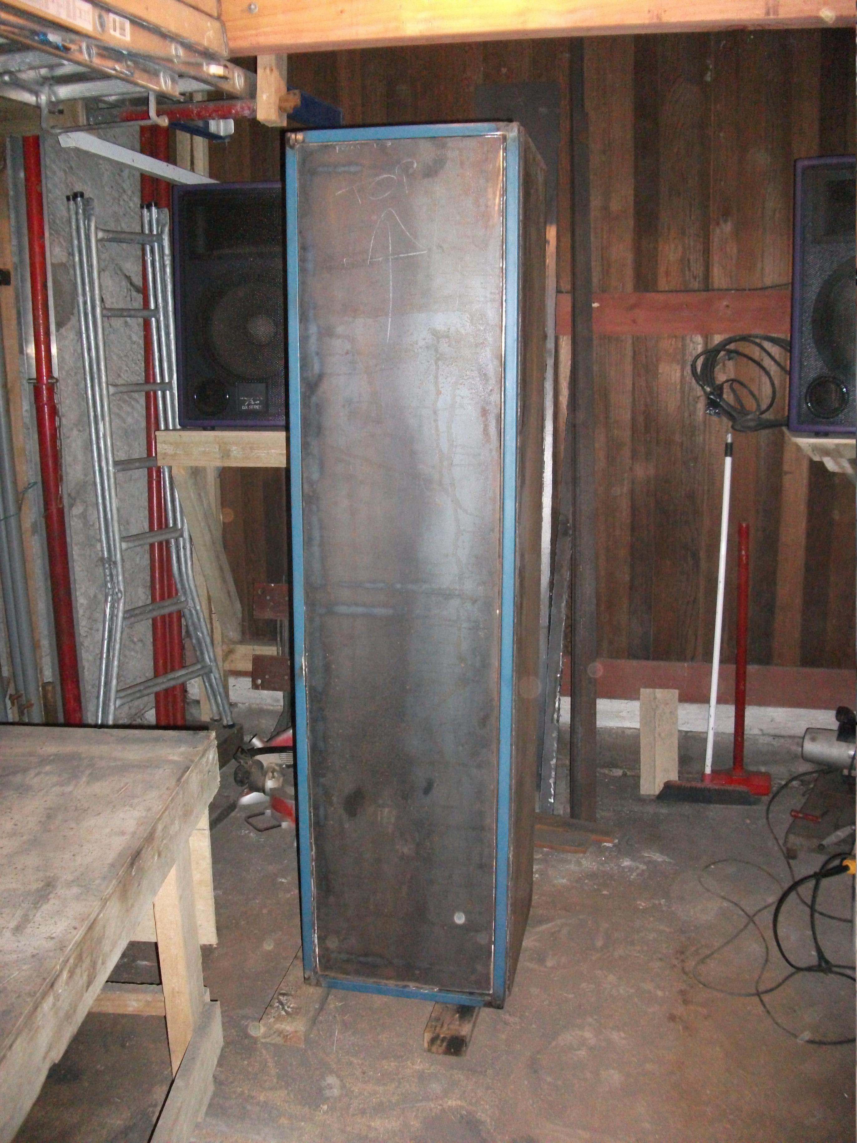 Name:  Gunsafe Build - Door Sitting In.jpg Views: 4285 Size:  928.9 KB