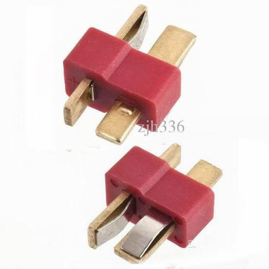Name:  Free-Shipping-Dropship-10-Pairs-Deans-Style-T-Plug-Nylon-T-Connector-Golden-T-Plug-T.jpg